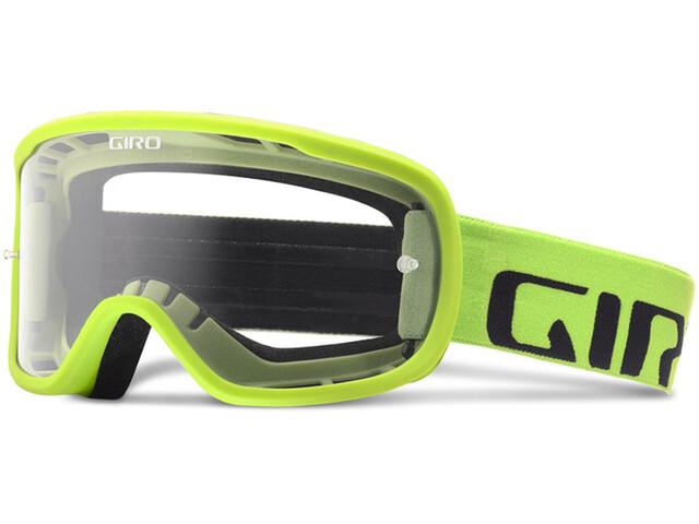 Giro Tempo MTB - Masque - vert
